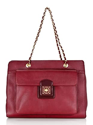 Love Moschino Shopper bordeaux