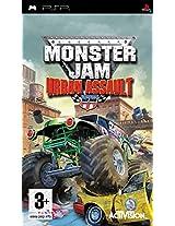 Monster Jam: Urban Assault - Sony PSP