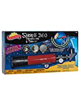 Scientific Explorer Sirius 360 Telescope and Tripod