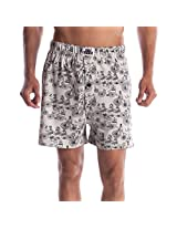 Nuteez Traveller Gray Boxers