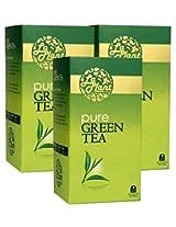 LaPlant Pure Green Tea - 75 Tea Bags (Pack of 3)