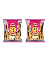 National Butter Chakli (Pack Of 10x100g)