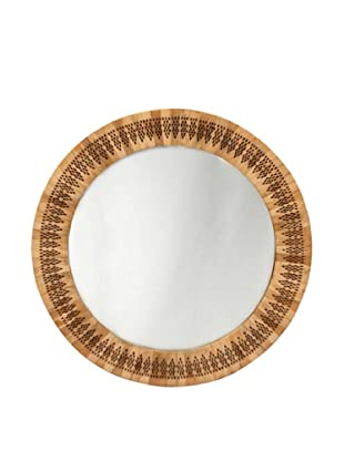 Bliss Studio Pierced Bone Wall Mirror