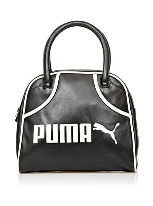 Puma Bolsa Campus Bowling (Negro / Abedul)