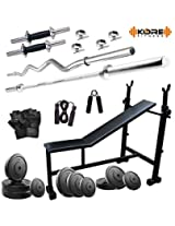 Kore 55KG Combo 5-WB Home Gym