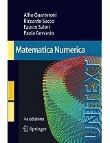 Matematica Numerica (UNITEXT)
