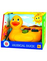 megcos Musical Duck