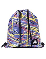PinStar Abstract Yellow Break Away String Backpack