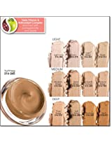 Avon Healthy Makeup Mousse Foundation Earth