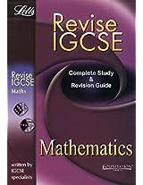 Revise IGCSE Mathematics (Letts Recise Igcse)