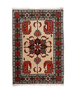 QURAMA Teppich Persian Ardebil beige/mehrfarbig