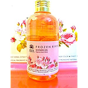 AVA FROZEN RIVER FACE AND BODY WASH-- NO SLS/ SLES , SULPHATES