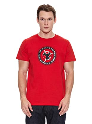 Mystica Camiseta Cers (Rojo)