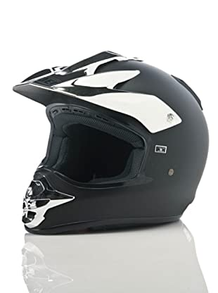 Shoei Casco V-Moto Monocolor Candy (Negro)