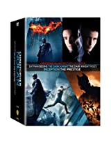 Christopher Nolan Collection  - Batman Begins/The Dark Knight/The Dark Knight Rises/Inception and The Prestige