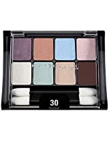 Maybelline New York Expert Wear Eyeshadow 8 Pan, Hushed Tints 30 (2 Pack)