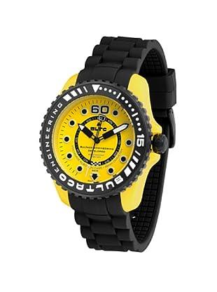 Bultaco BLPY45SCY1 - Reloj Unisex Negro