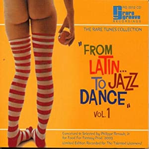 From Latin To Jazz Dance - Vol 1