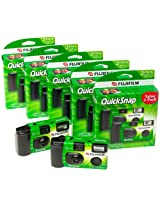 Fuji 35mm QuickSnap Single Use Camera, 400 ASA (FUJ7033661) Category: Single Use Cameras (Discontinued by Manufacturer)