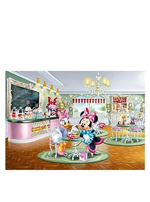 Fotomural Minnie & Paperina 255 x 180