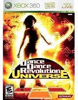 Dance Dance Revolution Universe (Xbox 360)