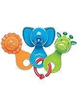 Munchkin Bath Toy, Safari Strainers (Multi Color)