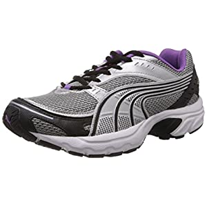 Puma Women's Axis II WNS IND - Black and Silver