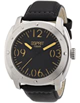 Esprit Three Hands Analog Black Dial Men's Watch ES106381001