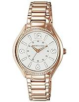 Morellato Analog White Dial Women's Watch - R0153104504