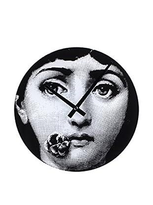 Mid-Century Girl Barcelona Clock