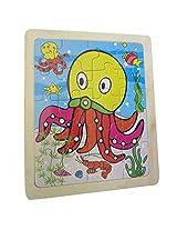 DCS Octopus Puzzle