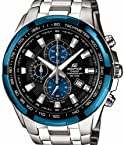 Casio Edifice Chronograph Blue Dial Men's Watch - Ef-539d-1a2vdf