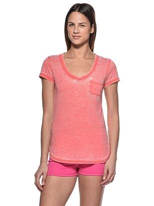 Bench T-Shirt Sixfive (hibiscus)