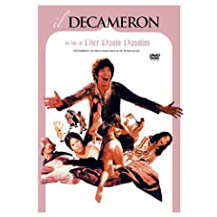 �f�J������ IL DECAMERONE [DVD]