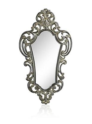 Cooper Classics Sylvia Mirror, Antique Bronze