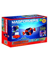 Magformers Magnets 'n' Motion Power Accessory Set, Multi Color