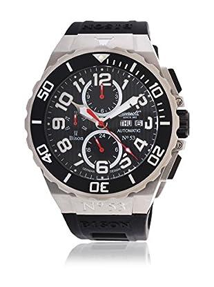 Ingersoll Reloj Automático IN4513BK Negro