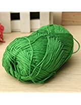 Fingering Knitting Yarn Smooth Woolen Cotton Bamboo Yarn