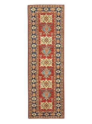 Kalaty One-of-a-Kind Kazak Rug, Rust, 2' 7