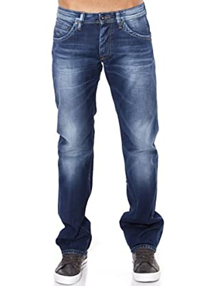 Pepe Jeans London Vaquero Jeanius (Azul)