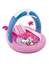Inflatable Hello Kitty Play Center