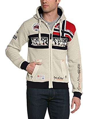 Geographical Norway Giacca Felpa