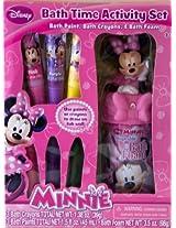 Minnie Bath Time Activity Set