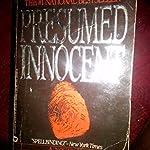 presumed innocent...scott turow