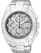 Citizen Eco-Drive Analog White Dial Men's Watch - CA0210-51A