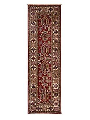 Darya Rugs Fine Kazak Oriental Rug, Red, 2' 5