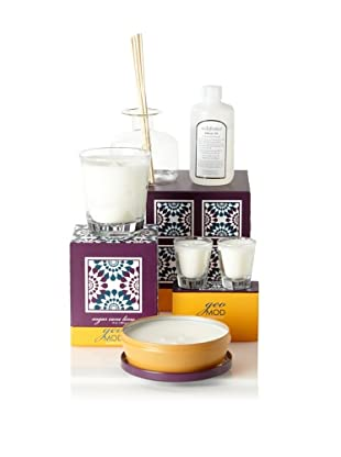 Seda France Sugar Cane Lime Geo MOD Scent Set