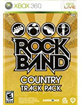 Rock Band: Country Track Pack - Xbox 360