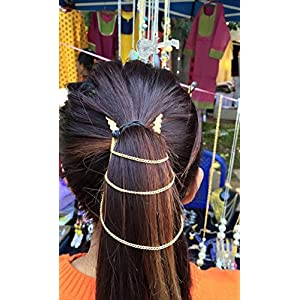 Cupkin Accessories Hair Accessory for bun or pony tail