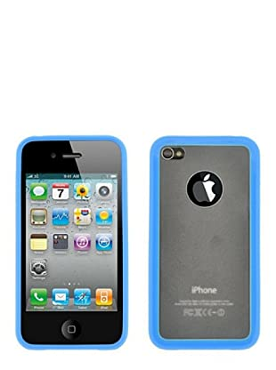 Blautel Case/Bumper für iPhone 4/4S (Blau)